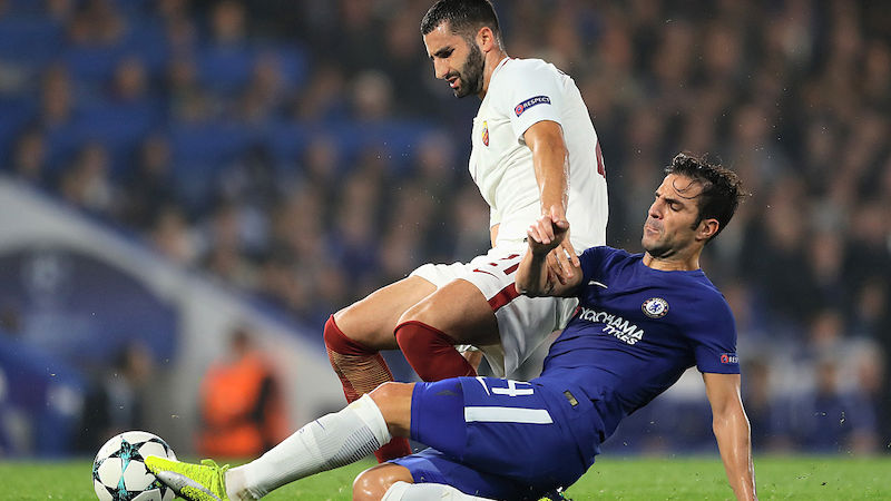 CL: Irres Remis bei Chelsea - Roma