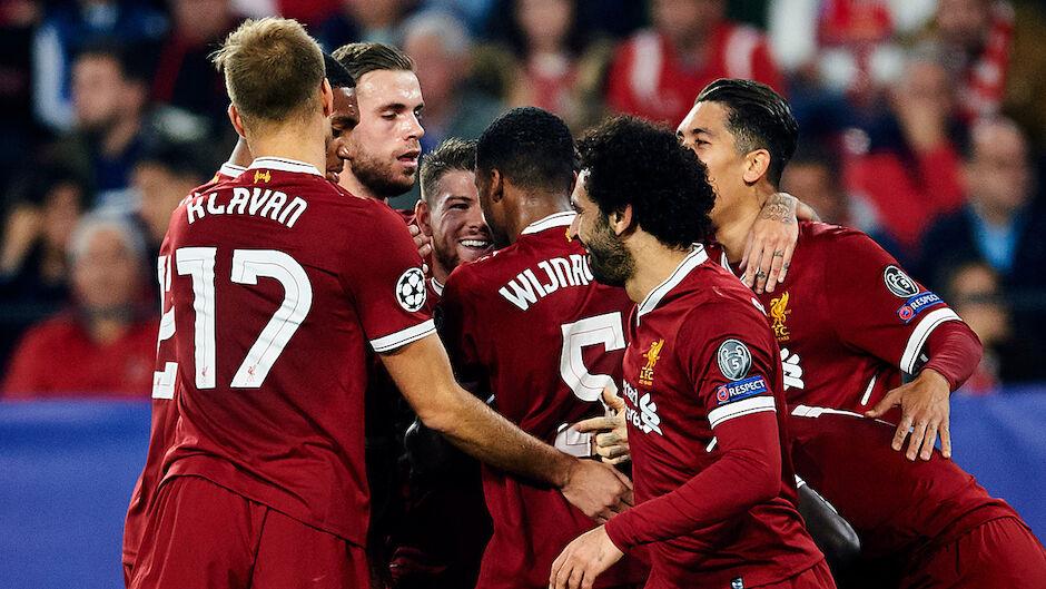 Liverpool Gegen Sevilla