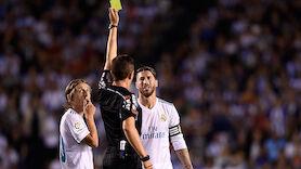 Sergio Ramos mit Rot-Rekord