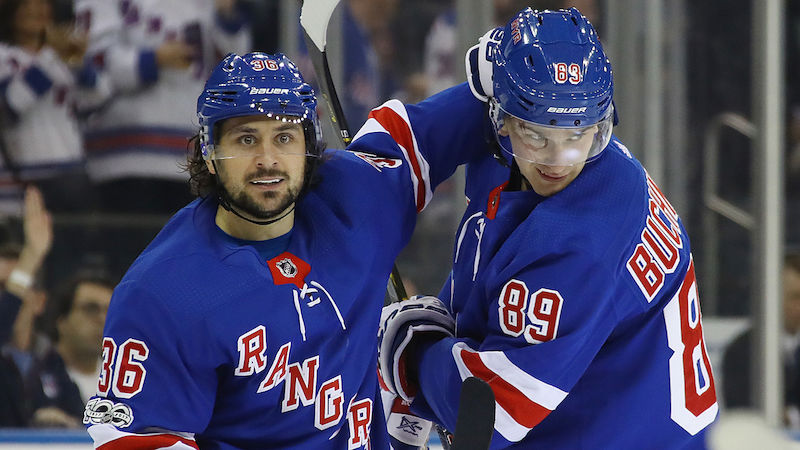 NHL: NY Rangers beenden Negativ-Lauf