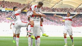 Stuttgart zurück in Bundesliga