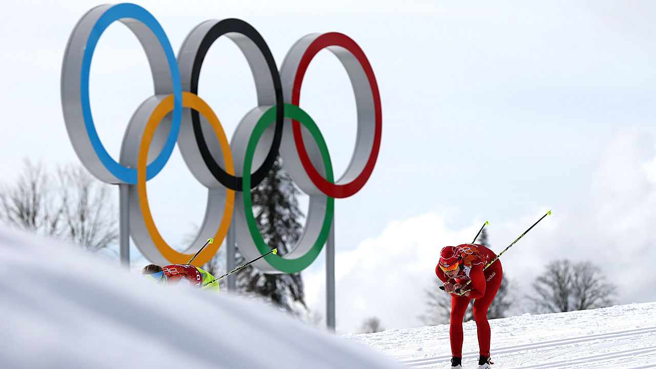 Olympiade Winter 2021