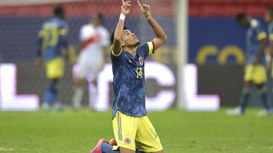 Traumtor! Kolumbien holt Platz drei bei Copa