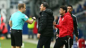 Salzburg-Trainer muss zahlen