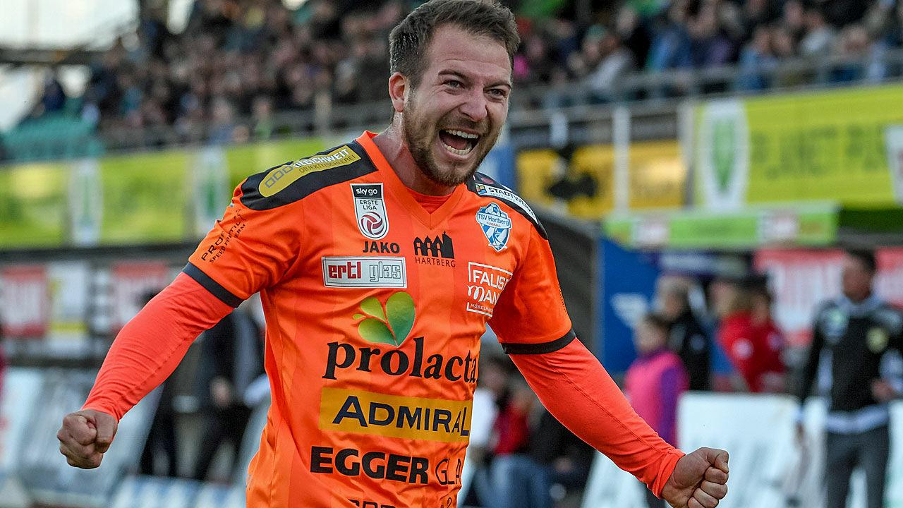 Erste liga hartberg schie t auch lustenau ab for Ergebnisse erste liga