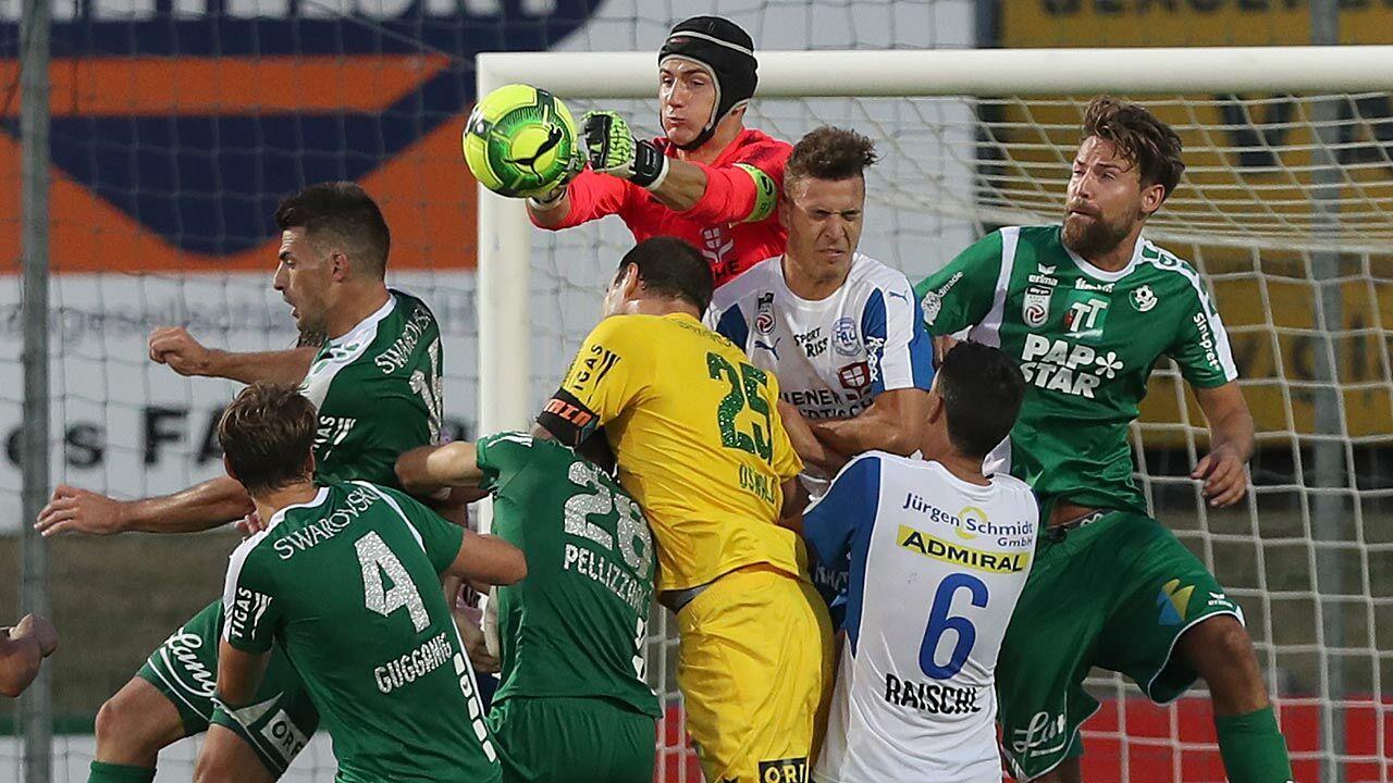 Erste liga fac f hrt gegen wattens ersten saisonsieg ein for Ergebnisse erste liga