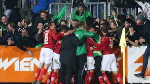 Später Sieg für den FC Wacker