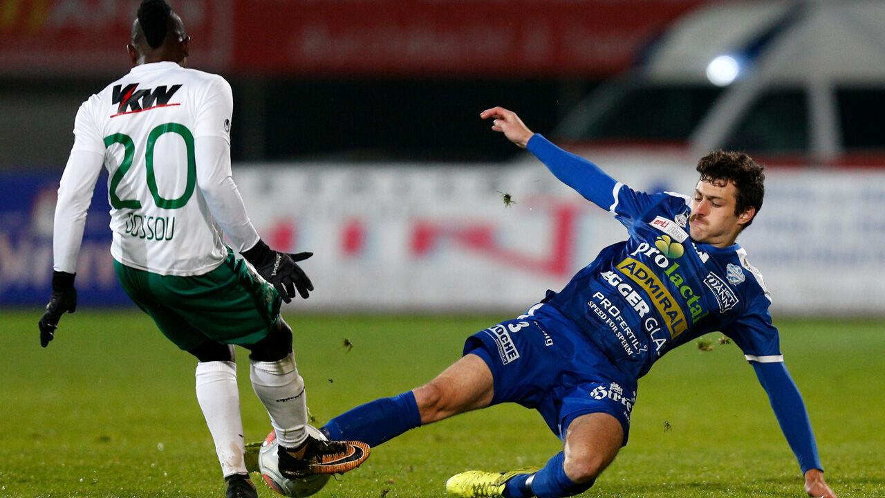 Erste liga runde 18 torloses remis in hartberg for Ergebnisse erste liga
