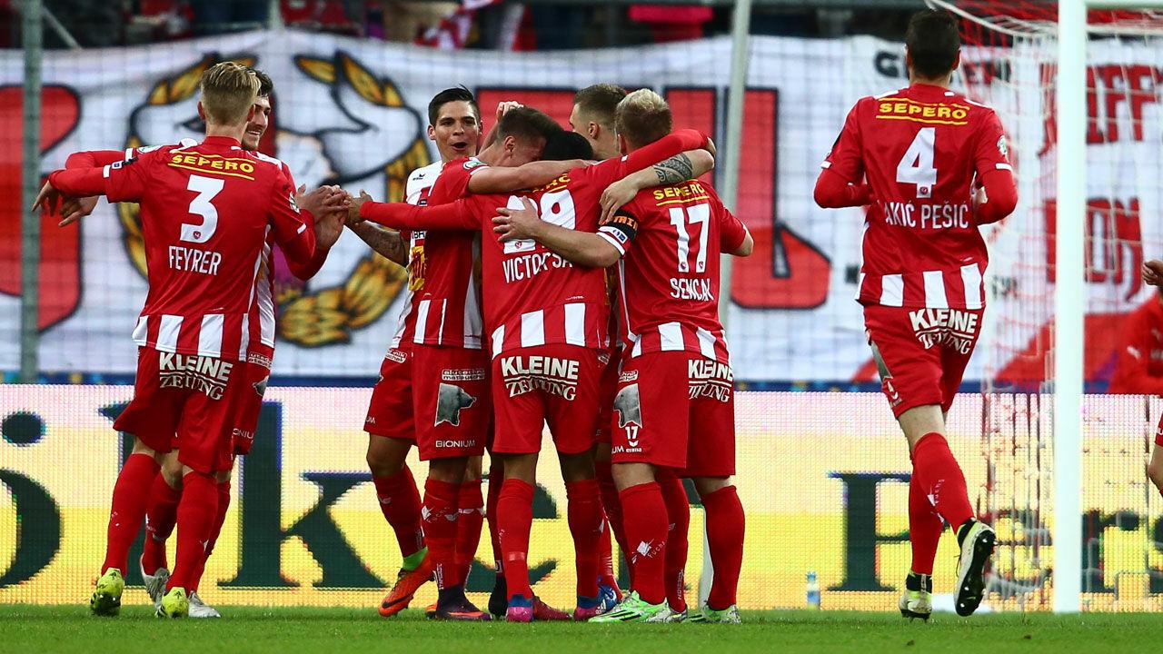 Erste liga kapfenberg bekommt punkte zur ck for Ergebnisse erste liga