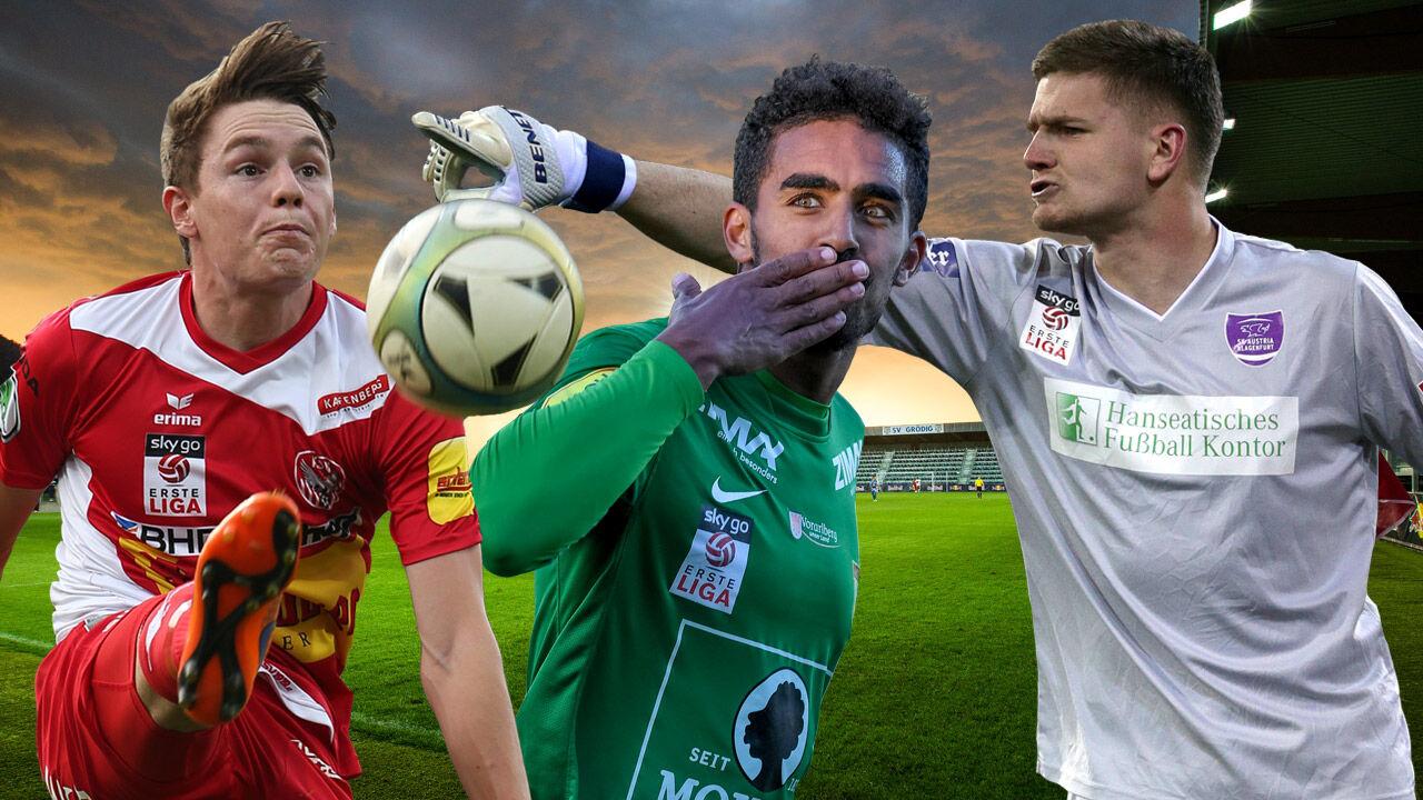 Spielplan Erste Liga