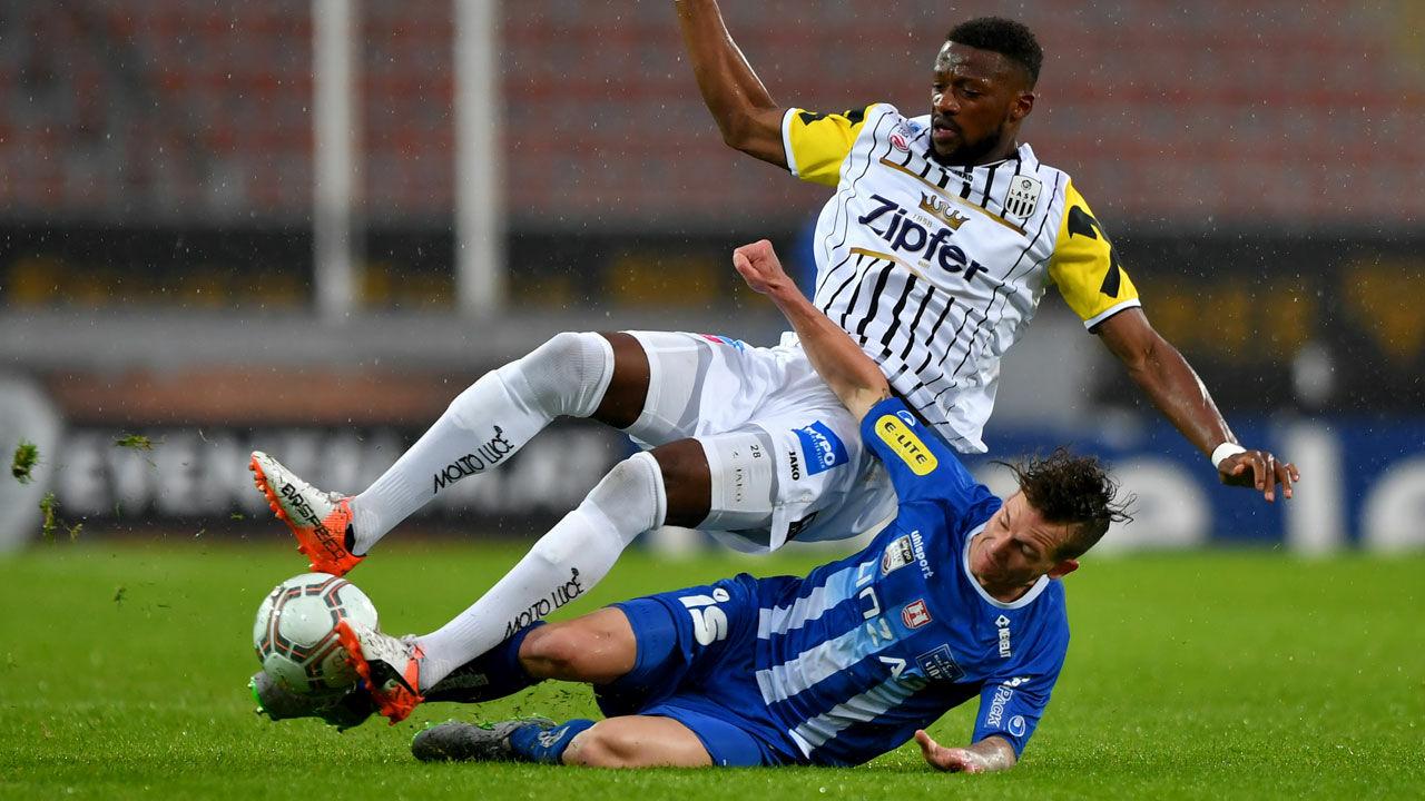 Erste liga lask rettet remis im derby gegen blau wei for Ergebnisse erste liga