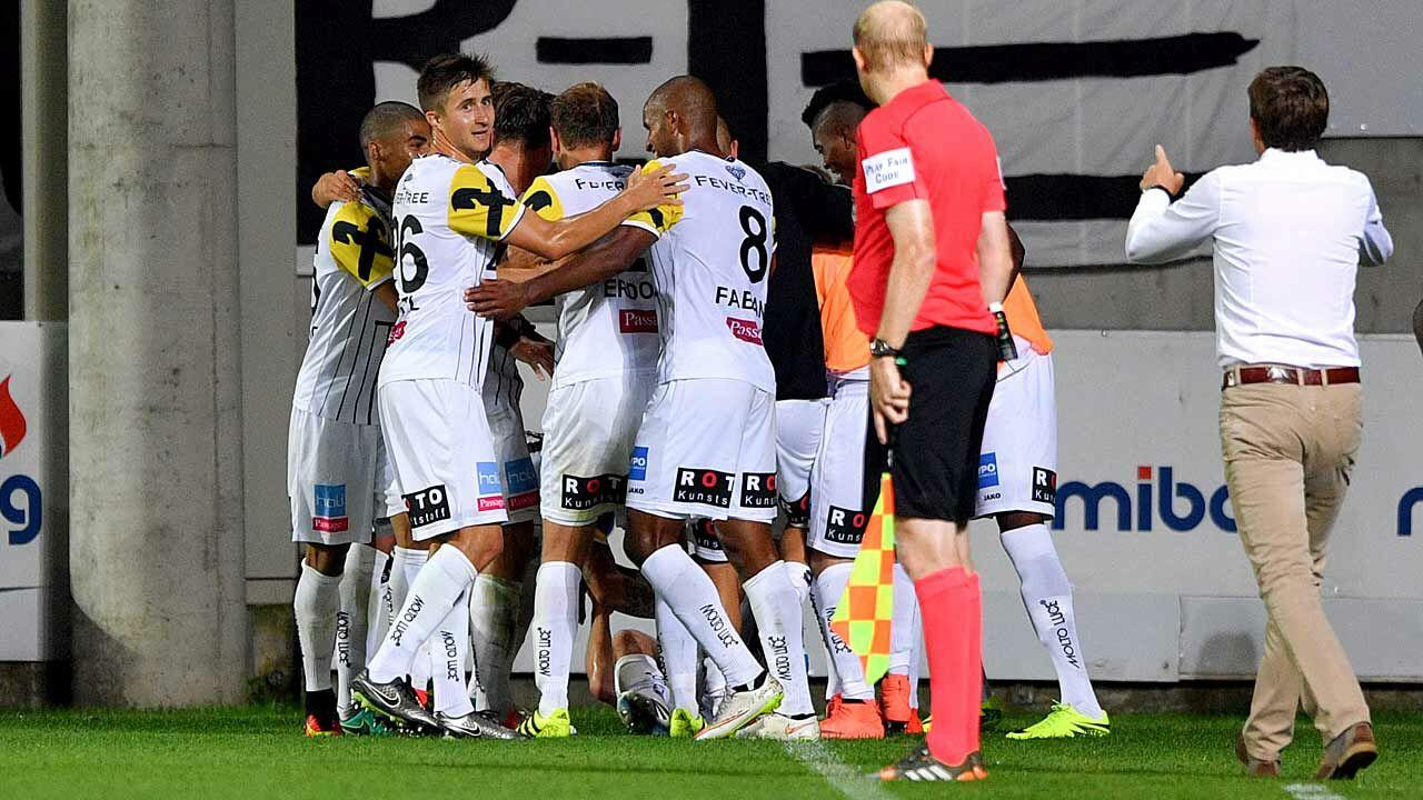 Lask gewinnt erste liga schlager gegen lustenau for Ergebnisse erste liga