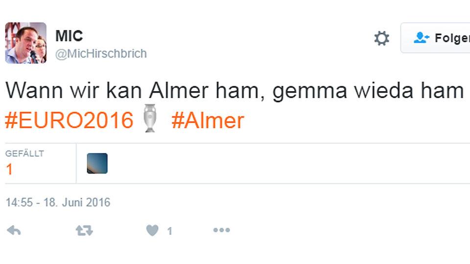 Robert Almer: So feiert ihn das Internet
