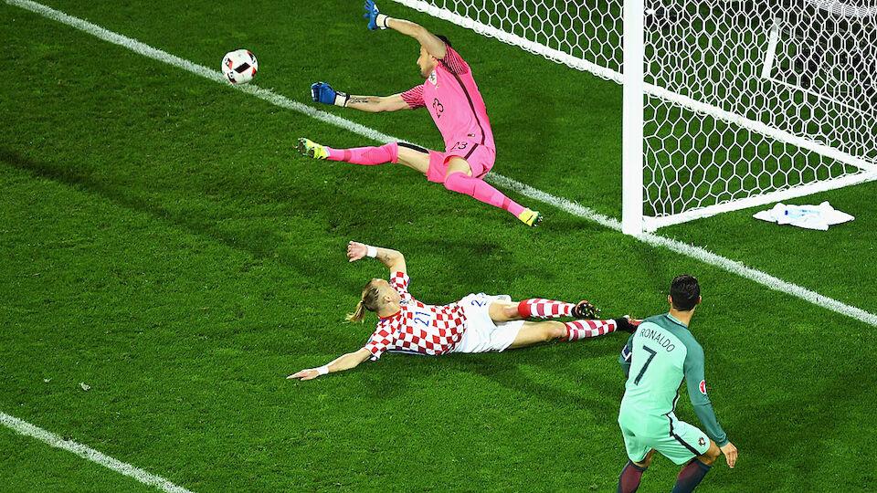 Ronaldos EURO-Karriere Diashow