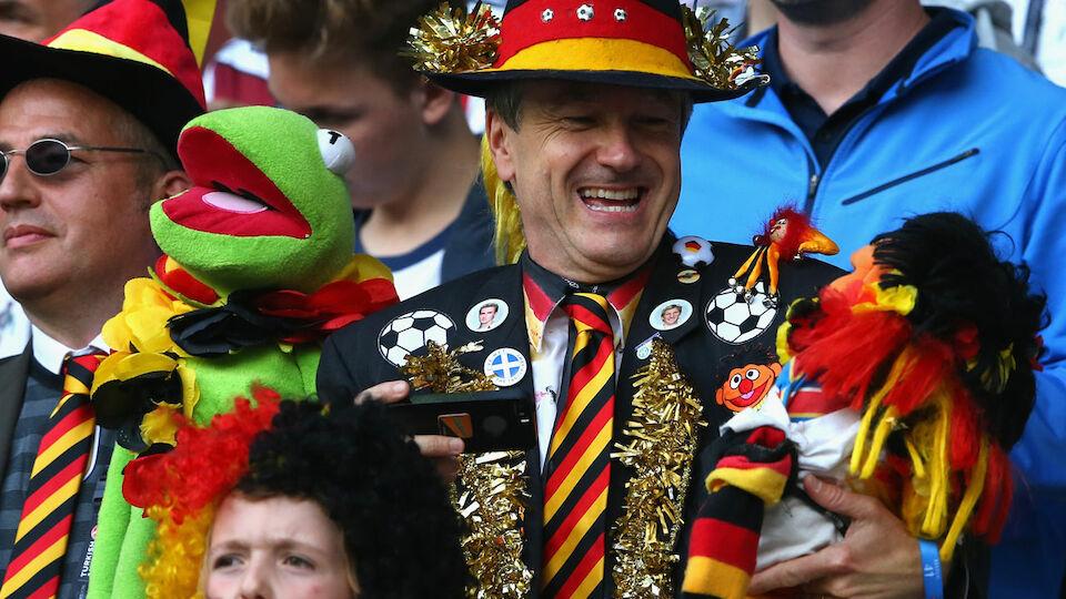 EURO 2016 Fans Diashow