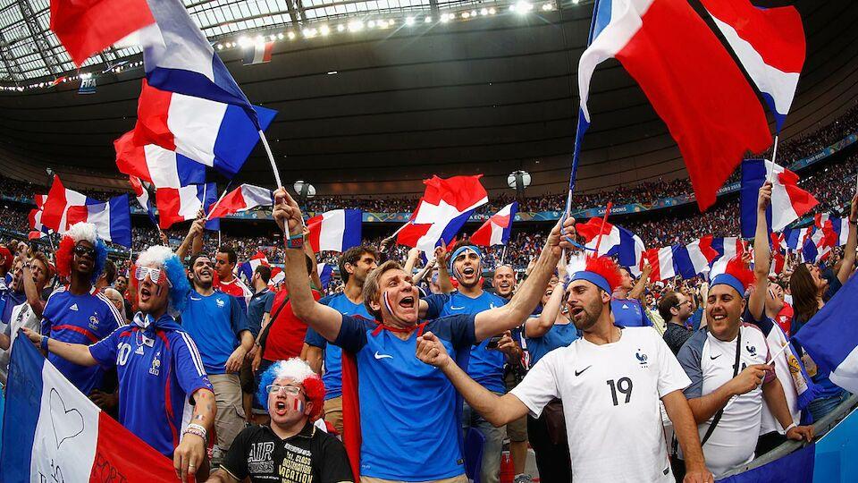 EURO 2016: Die besten Bilder vom Finale