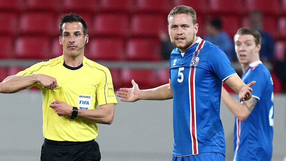 Diashow: Das ist der Kader von ÖFB-Gegner Island
