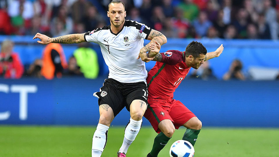 Die besten Bilder von Portugal-Österreich