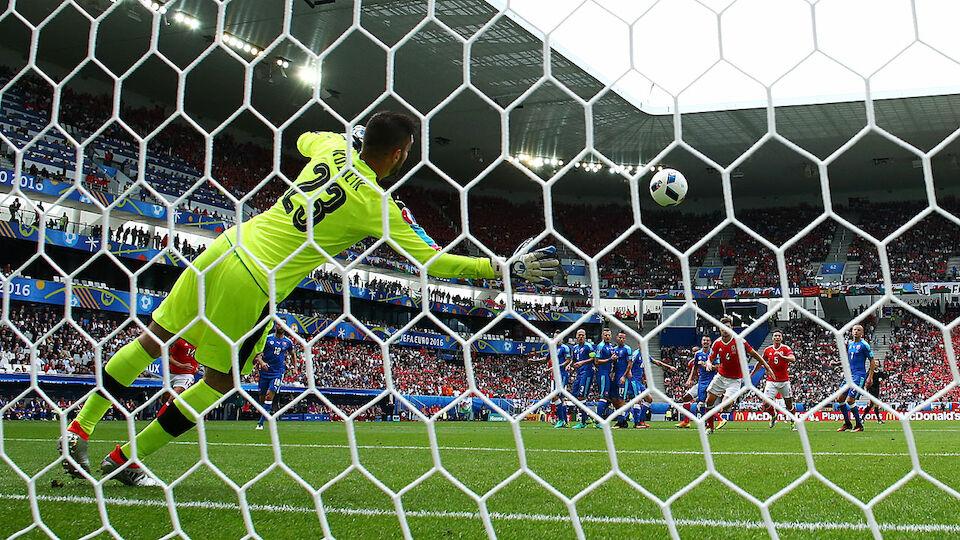 Die schönsten Bilder vom zweiten EURO-Spieltag
