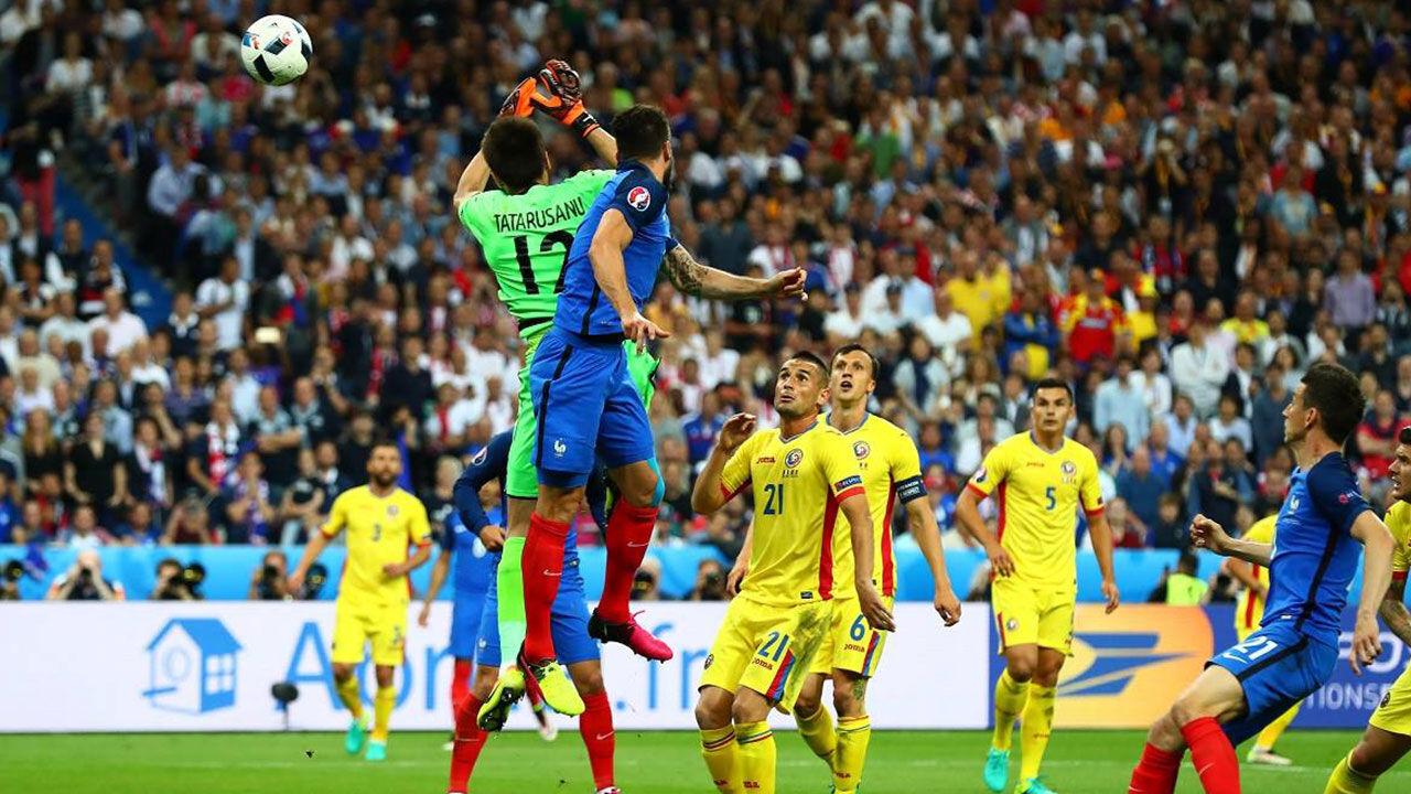Ergebnis Frankreich Rumänien