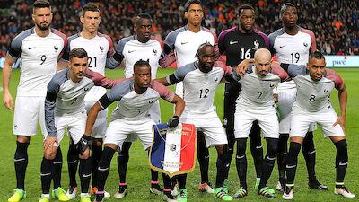 Frankreich (Team, Fußball)