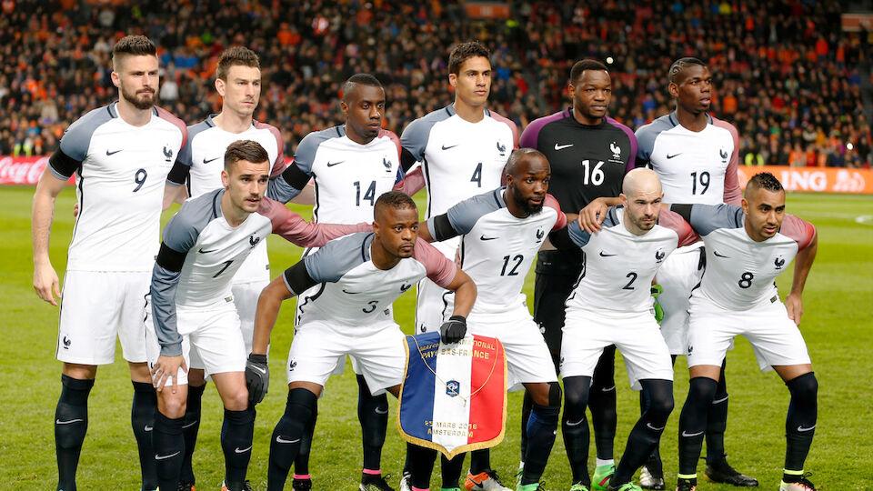EURO 2016 - die Bilder der Trikots