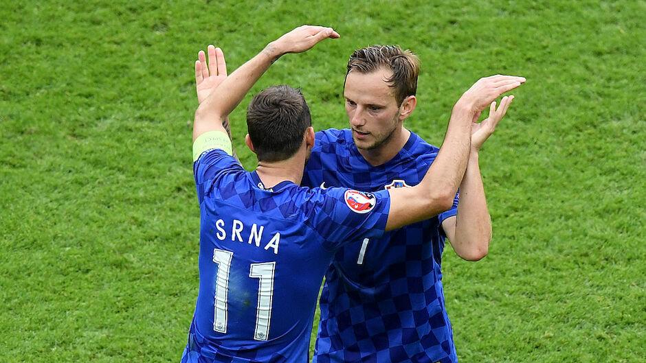 Kroatien Tschechien Fußball