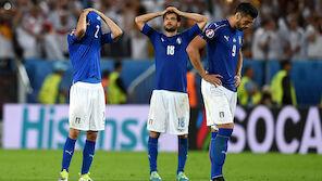 Bittere italienische Tränen