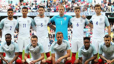 England (Team, Fußball)