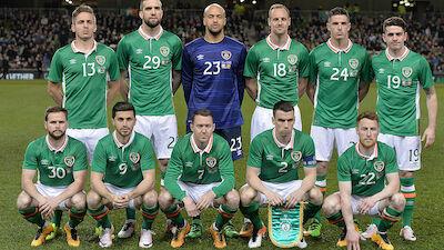 Irland (Team, Fußball)