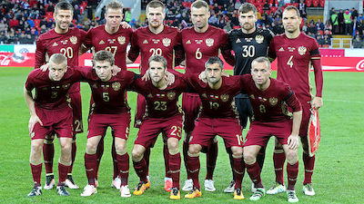 Russland (Team, Fußball)
