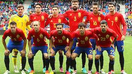 Spanien (Team, Fußball)