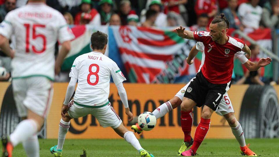 Die Bilder unseres EURO-Auftakts gegen Ungarn