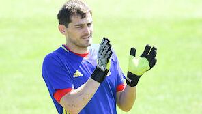 Casillas: Andeutung mit