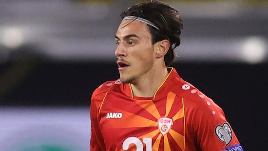 ÖFB-Gegner Nordmazedonien remisiert mit Slowenien