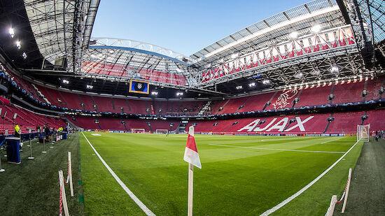 EURO: ÖFB gegen Niederlande vor 16.000 Fans