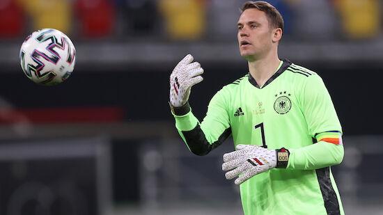 DFB-Kantersieg bei Neuer-Hunderter