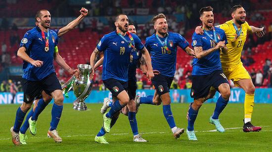 Das ist das Team der EURO 2020