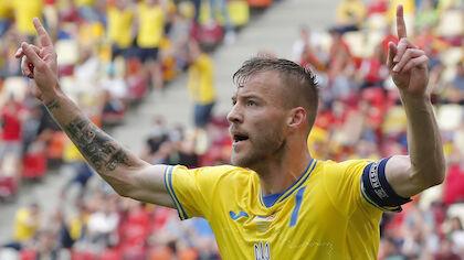 Der Star: Andriy Yarmolenko