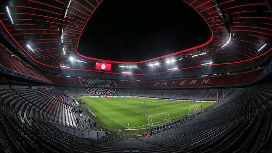 Fans bei EURO? München zurückhaltend