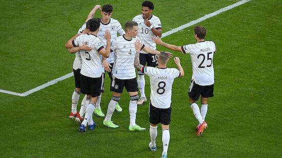 DFB-Euphorie nach 4:2-Sieg gegen Portugal