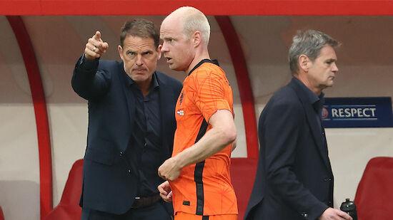 ÖFB-Gegner Niederlande trotzt der Kritik