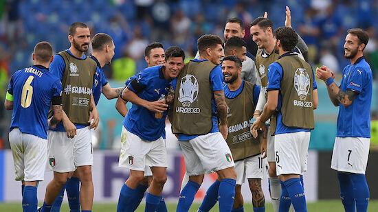 Italien möglicher ÖFB-Gegner im Achtelfinale