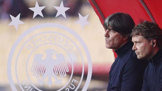 Paukenschlag! Löw hört als DFB-Bundestrainer auf