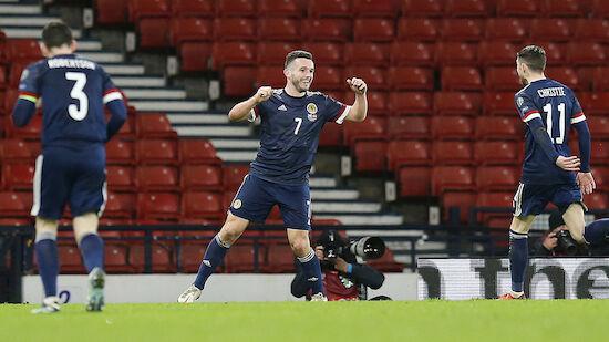 Corona-Alarm vor EM-Test Schottland-Niederlande