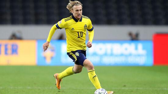 Schweden gewinnt auch zweiten Test vor EURO