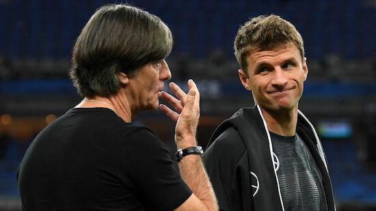 Müller kritisiert Löw: