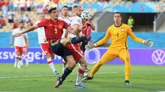 Spanien kann auch gegen Polen nicht gewinnen