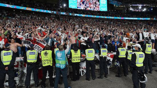 EM-Finale: Scharfe Kritik an Londoner Polizei