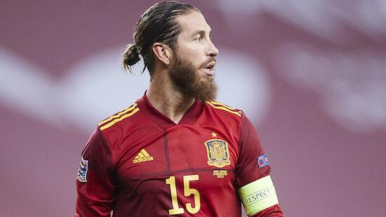EURO-Aus: Sergio Ramos reagiert